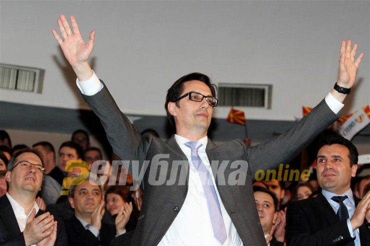 Several regional leaders expected to attend Pendarovski's inauguration on Sunday