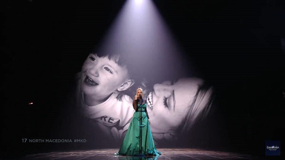 Macedonia again PROUD of Tamara, here's her performance in the Grand Final