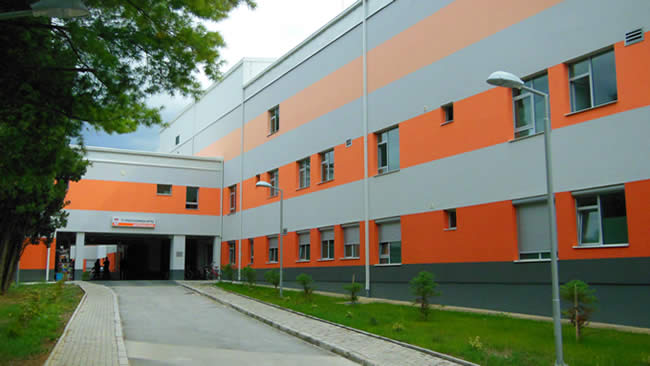 Struga hospital surgery department closed after half of its employees contracted measles