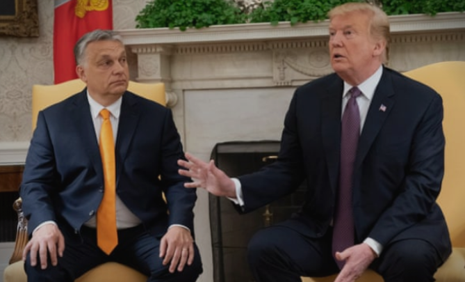 Trump welcomes Orban: Global political issues in the focus of the meeting