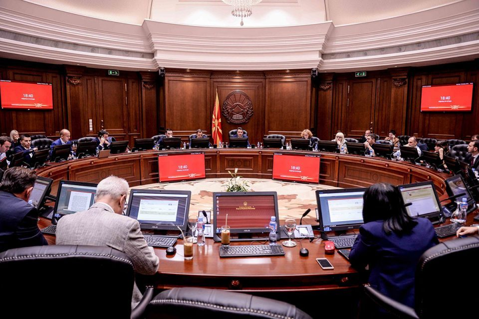 VMRO: Instead of purging others, Zaev should be the first to go