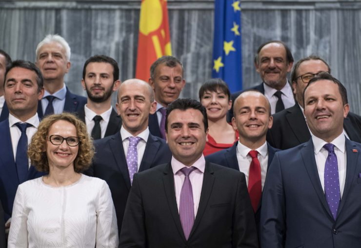 Zaev expected to announce the firing of five – six ministers today