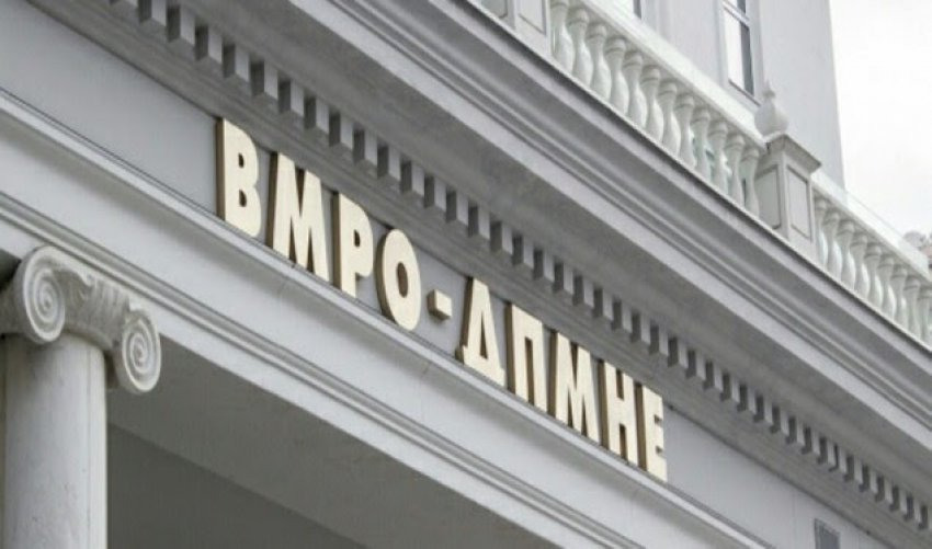 VMRO-DPMNE: There will be no date for start of accession negotiations, the government cares more about crime than projects
