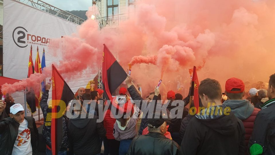 On May 5 people showed they have great trust in VMRO-DPMNE