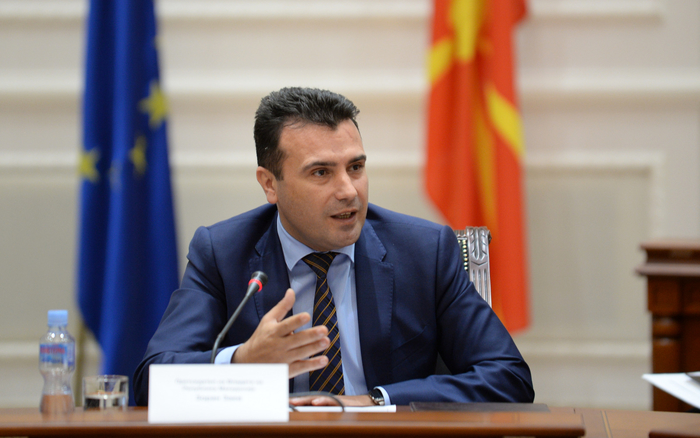 Zaev says the purge is aimed at the most incompetent and arrogant members of his Government