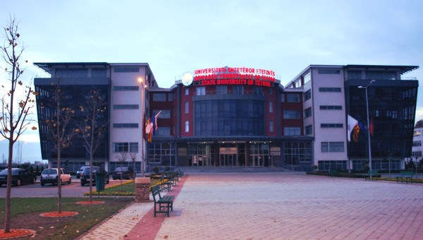 Tetovo University raided after allegations that Government officials were distributing positions between themselves