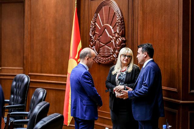 After ten hour debate, ministers Tevdovski, Fazliu and Lika dismissed