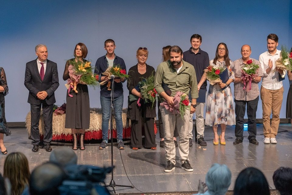 Best plays awarded at the Vojdan Cernodrinski festival