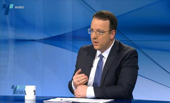 Nikoloski: Corruption reports received in Brussels undermined the accession talks request