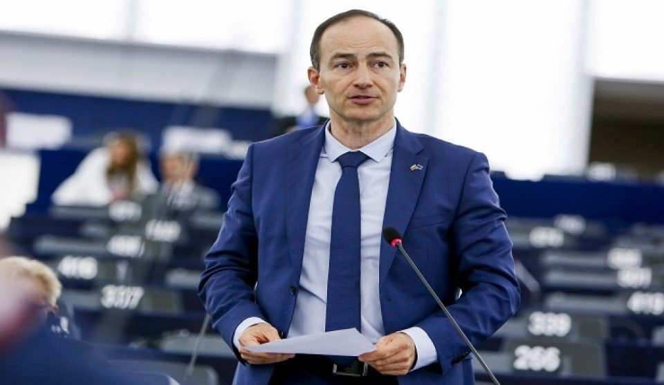 Bulgarian member of the European Parliament congratulates Pendarovski for saying that Goce Delcev declared himself as Bulgarian