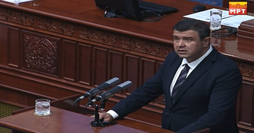 """In the year of the economy in which we are """"shining"""", we are changing the Minister of Finance"""