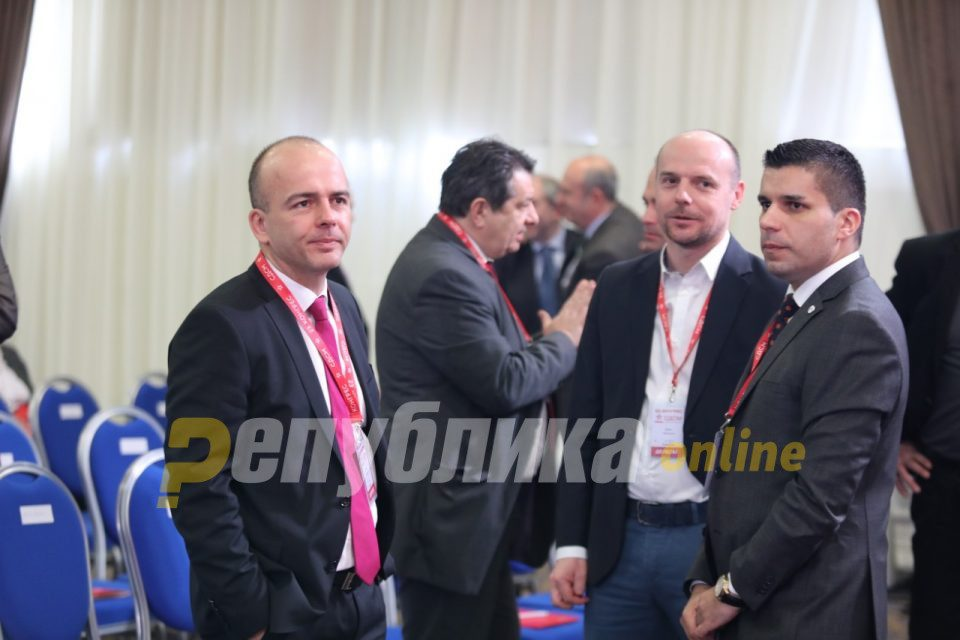 Tevdovski: With my head held up, I return to the Faculty of Economics
