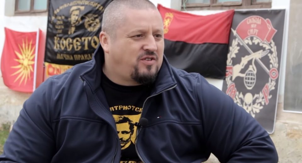 Goran Angelov is being sent to the notoriously unsafe Sutka prison
