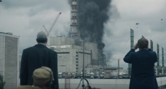 Russia is planning its own Chernobyl series – blaming the CIA