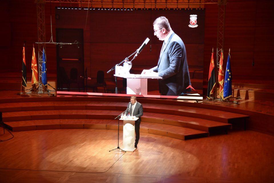 Mickoski promises a Macedonian renewal