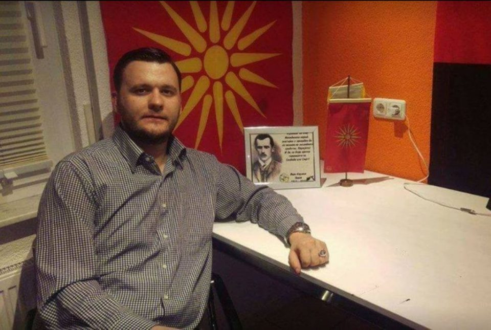 Cento asked to be transferred to the same prison where where his great-grandfather was kept by the Communists