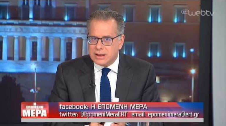 Greek shadow foreign minister asks EU why it pushed for Prespa, if it's going to block Macedonia's accession anyway?