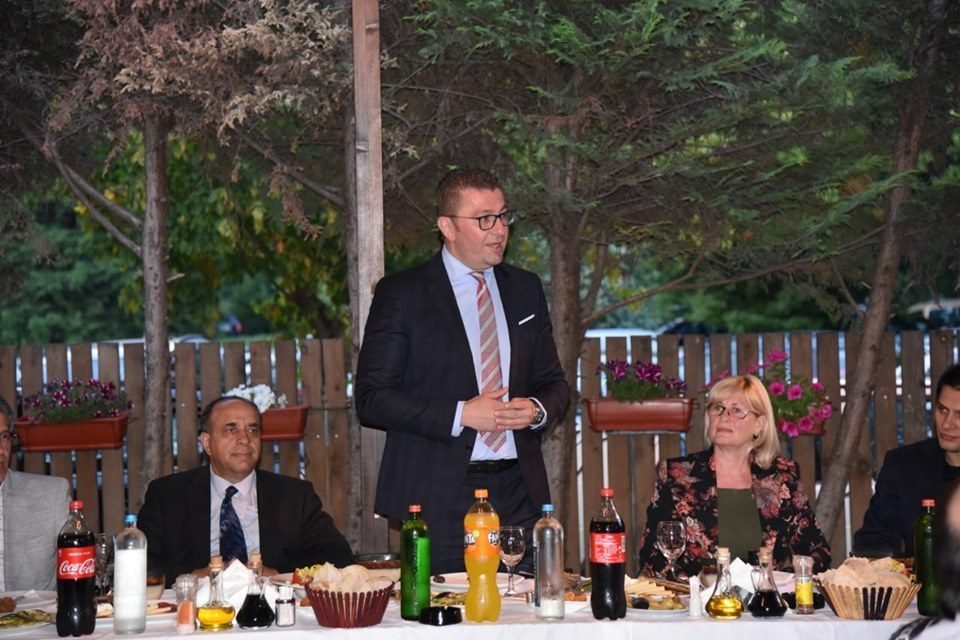 Mickoski congratulates Ramadan Bayram: Only united can we face the challenges
