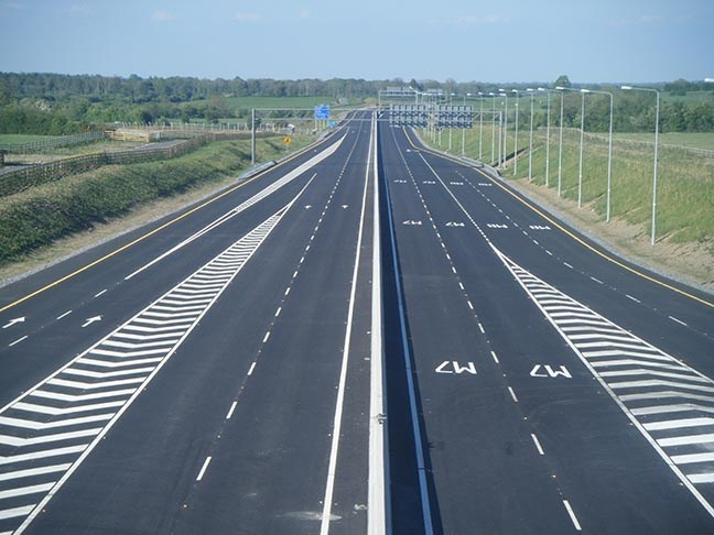 At long last: the Skopje – Stip highway is open for business