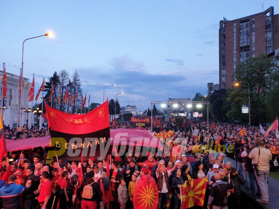 IPIS poll shows VMRO will win the next general elections
