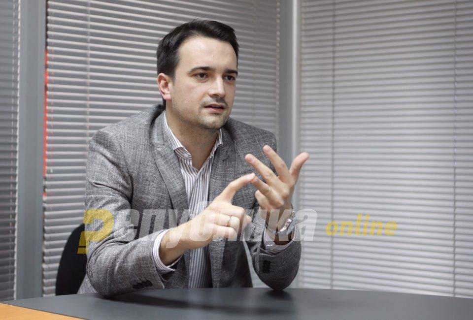 Neloski: The EU accession date is not a magic wand