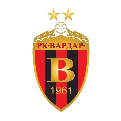 Vardar adds two golden stars to its logo