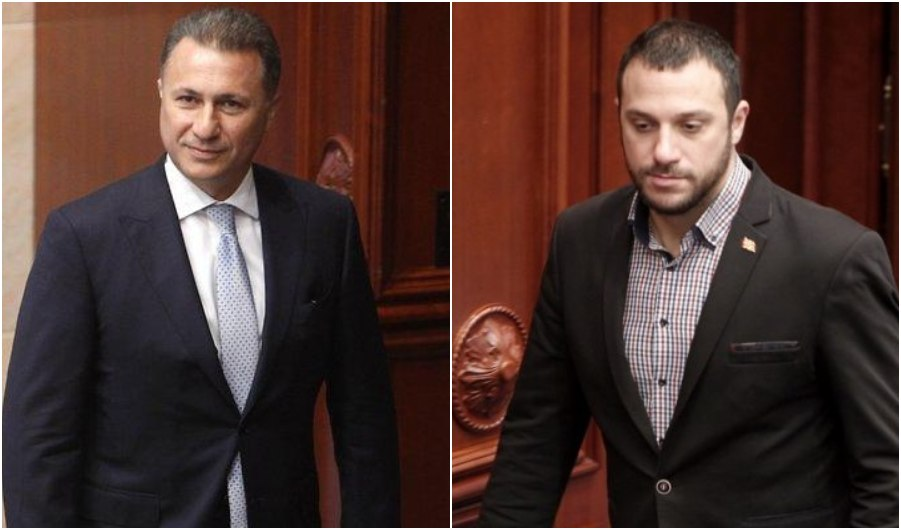 Former VMRO leader Nikola Gruevski and disgraced SDSM Colored revolution leader Pavle Bogoevski are no longer members of Parliament