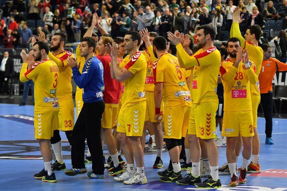 Macedonia handball team' rivals revealed in EHF EURO 2020 draw