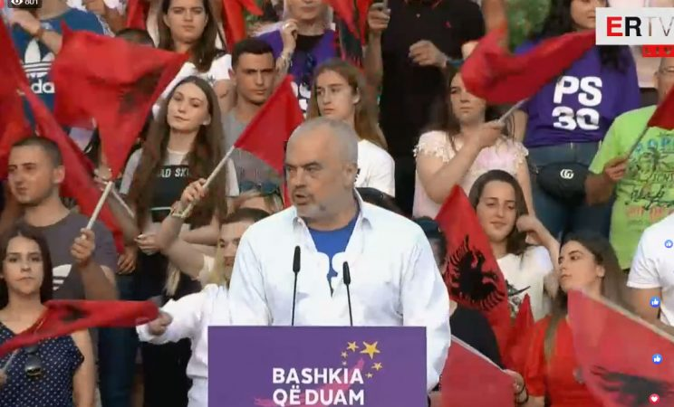 Mass protests in Albania, President Meta cancels the local elections