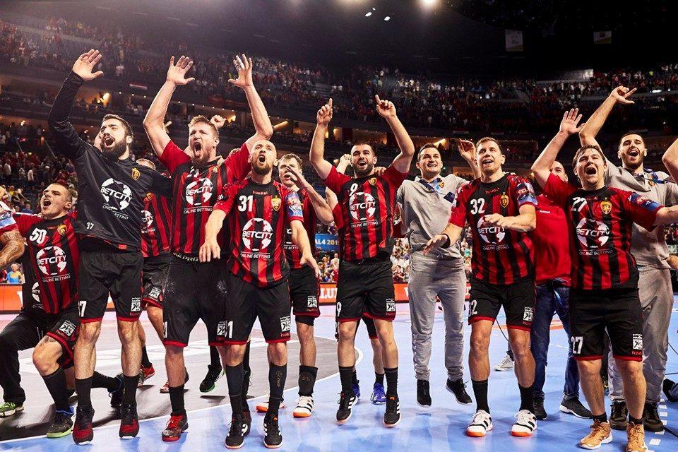 Vardar wins European championship – Macedonia celebrates!