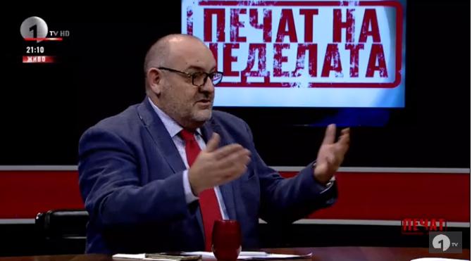 """Outspoken Zaev supporter Ordanoski rails against """"Merkel's stab in the back"""""""