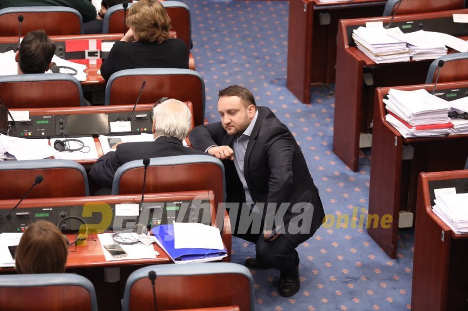 Ex SDSM activist asks Aleksandar Kiracovski how did he earn the money to buy a new house and car in two years?