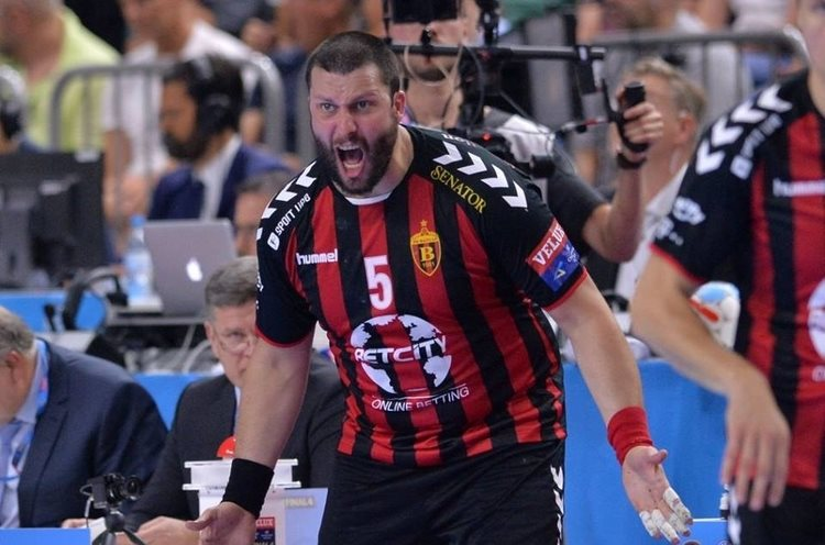 Stojance Stoilov's goal for explosion in Cologne
