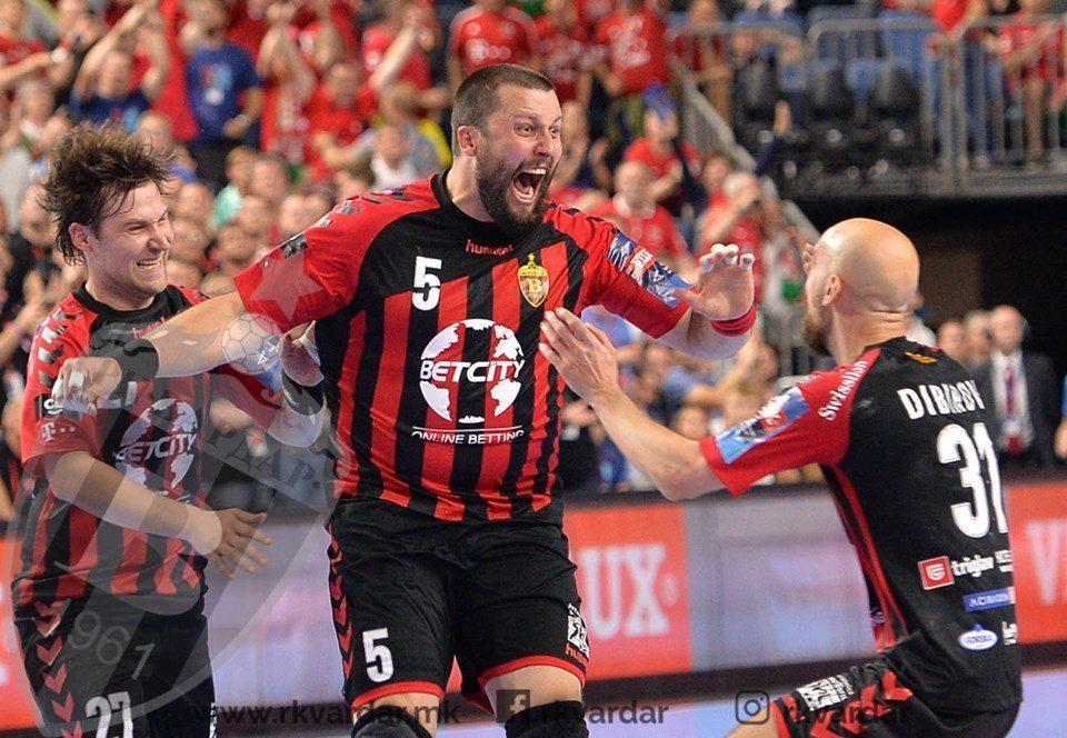 LIVE STREAM: Vardar – Veszprem match