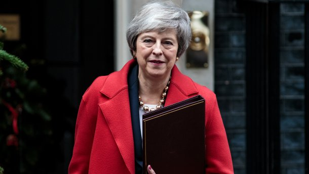 Theresa May officially steps down as Tory leader, will remain prime minister until her successor is chosen