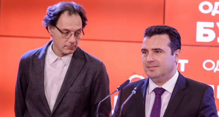 Zaev's own economic adviser dismisses his idea that NATO membership will lead to higher wages