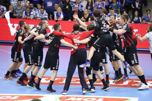 Macedonian handball champion Vardar beats Barca, makes it to the Champions League final