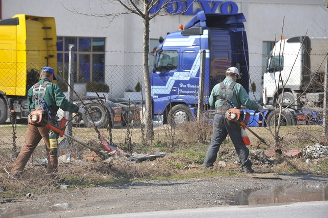 Factory owners from Vizbegovo protest against lengthy road repairs