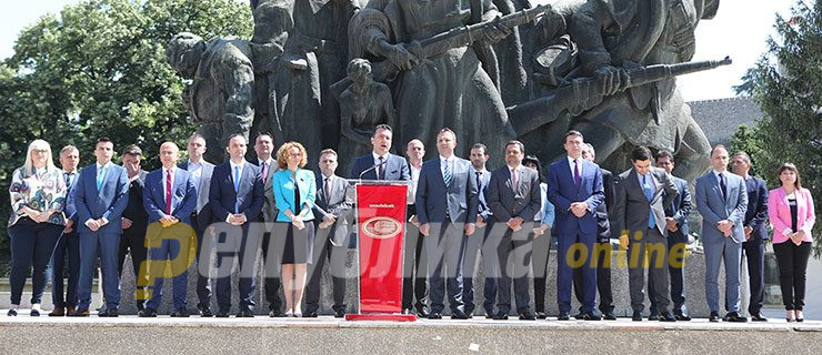 Zaev will either resign or propose a new Government after his meeting with Merkel