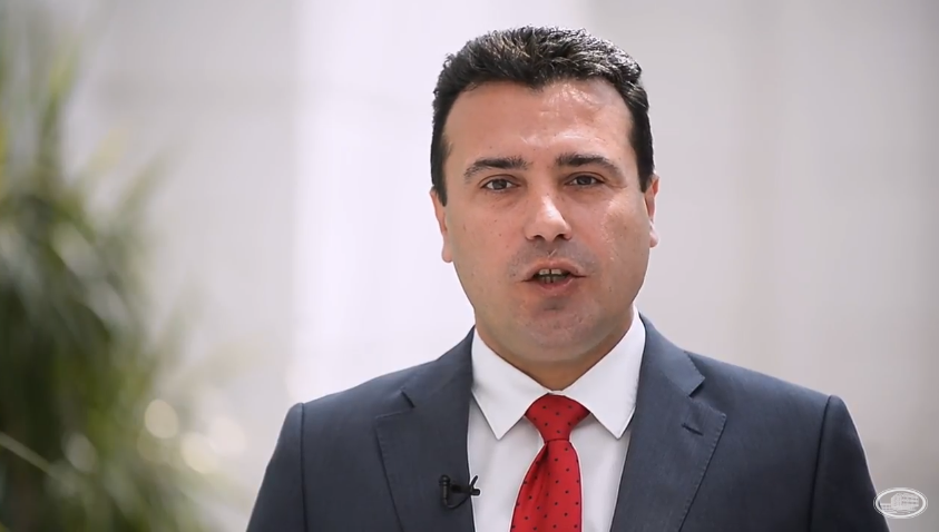 Zaev is satisfied with the praise he received, insists accession talks will be approved in October