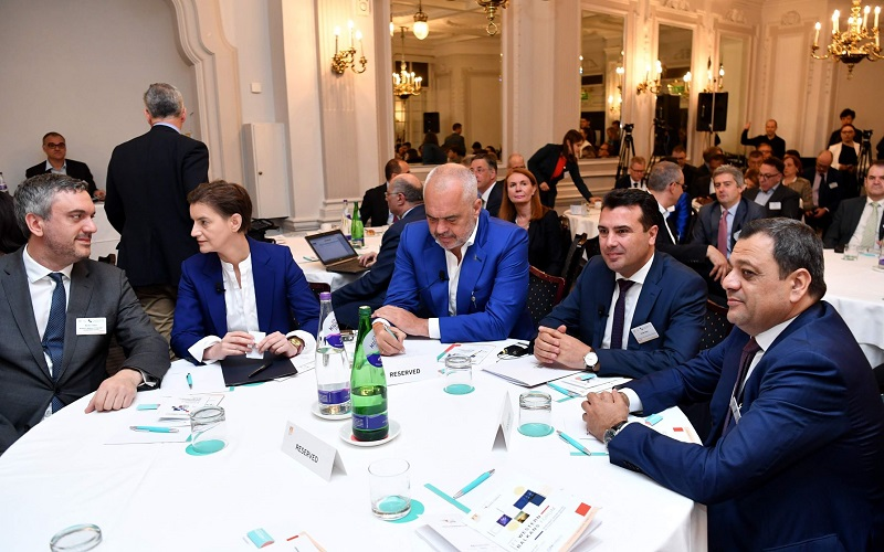 Zaev and Rama warn of bad things to come in the Balkans if they are not given a date to open EU accession talks