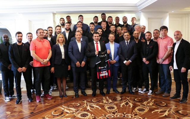 No government awards for the Vardar team