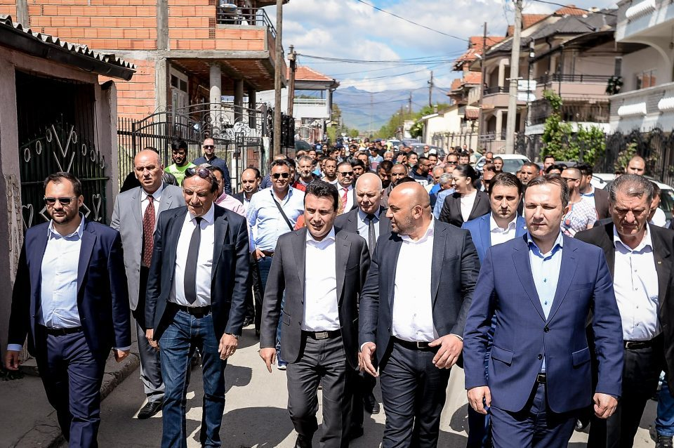 """Zaev says he'll call for accountability in the torture tape scandal, but also says that we must """"hear both sides"""""""