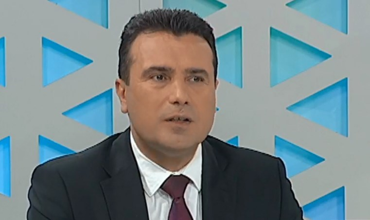Zaev admits accession talks will not begin in June, says it's all up to Merkel now