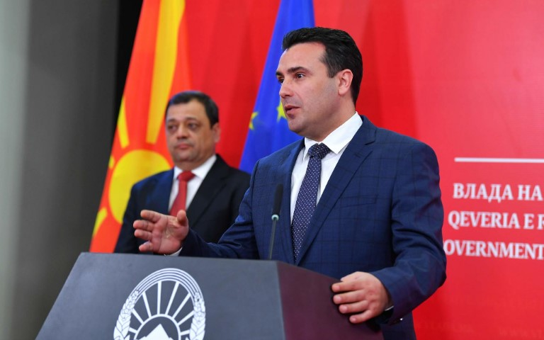 Zaev claims credit after GDP growth hits 4.1 percent