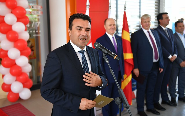 Zaev agrees to early elections, but only two months ahead of the regular date