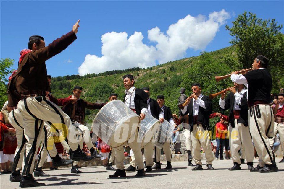 2019 Galichnik Wedding Festival begins