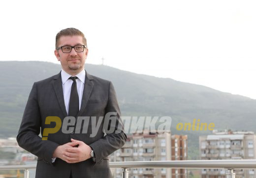 REPUBLIKA INTERVIEW WITH HRISTIJAN MICKOSKI: The Government is trying to cover up Katica Janeva's scandal