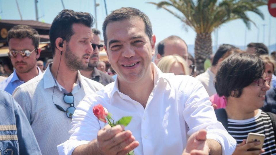 Greeks go to the polls in election expect to reflect on the Prespa treaty