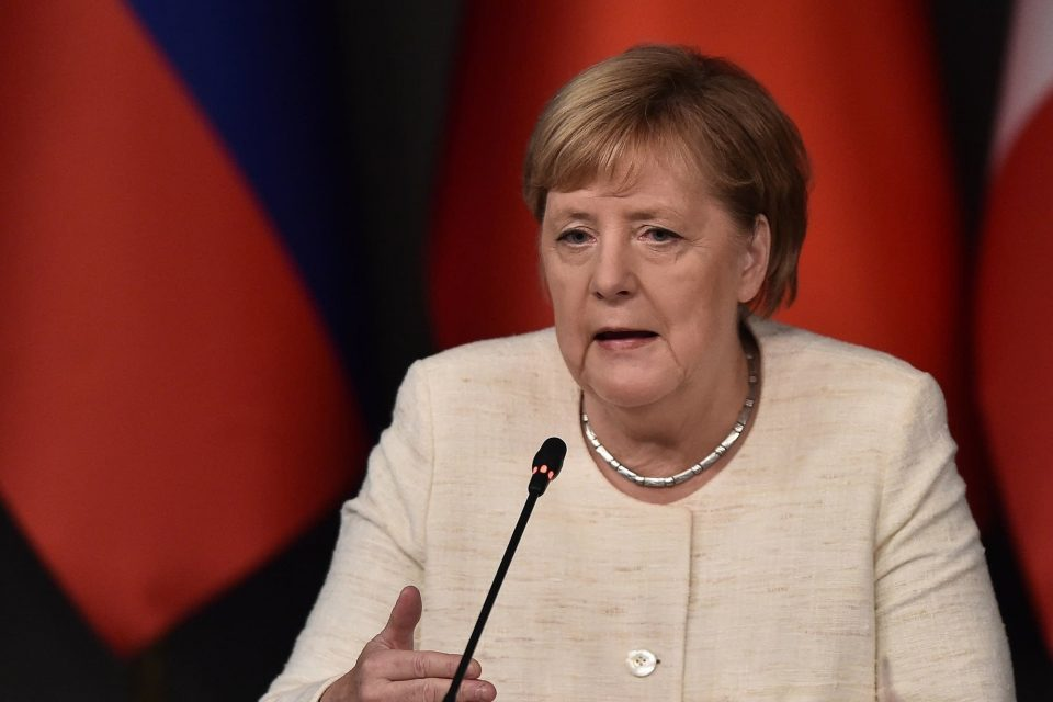 Merkel's office assures Balkan countries about their EU perspective